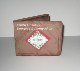 Wallet Card 2