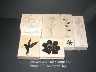 Dream a Little Hostess Stamp Set