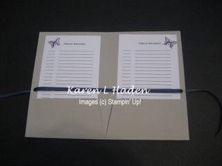 Card Organizer 5