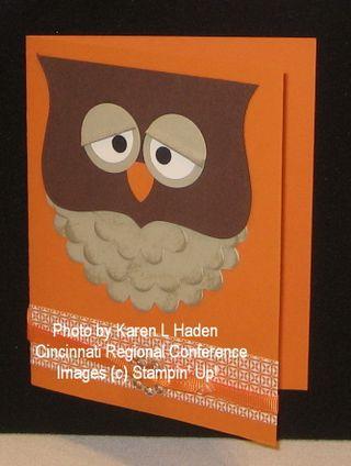 Top Note Owl