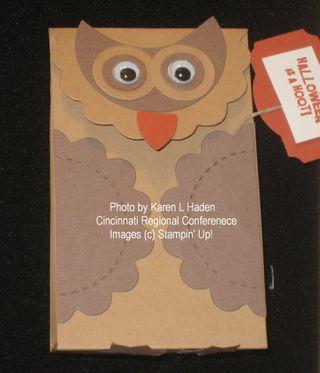 Punch Art Owl1