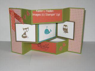 Tri Fold Shutter Card 1