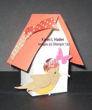 Two Step Bird Milk Carton