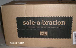 Box saleabration