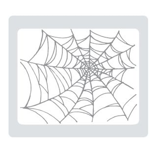 Spider Web embossing folder