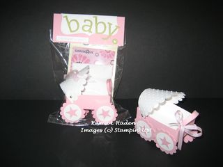 Baby Buggy Gift Package