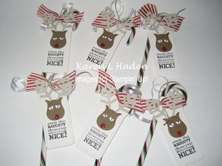 Reindeer Candy Canes 2