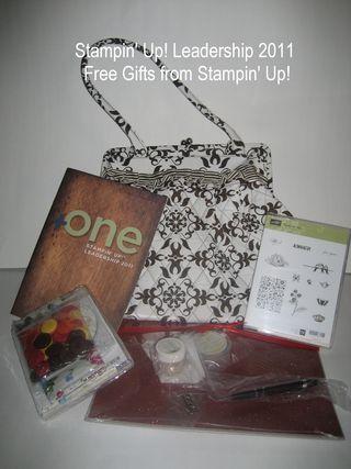 Leadership 2011 Gifts