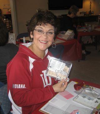 Stamp Camp Door Prize Winner 1 Jan 2011