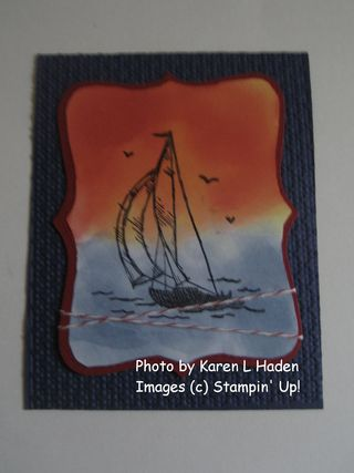 Diana S. Sail Away Card 1