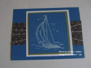 Diana S. Sail Away Card 2
