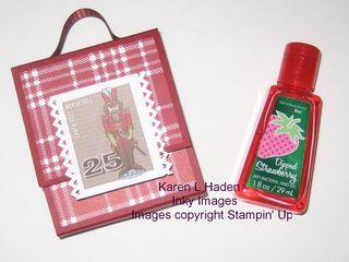 Hand Soap Gift Holder