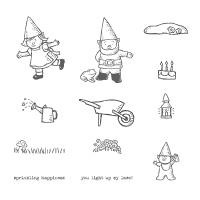 Gnome Sweet Gnome 2012 Occasions Mini