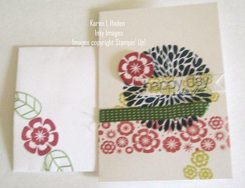 Make & Take Bety's Blossoms