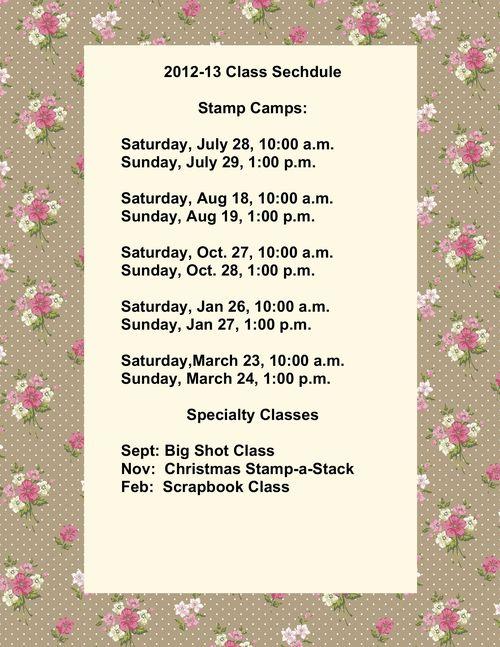 2012-13 Class Schedule-002