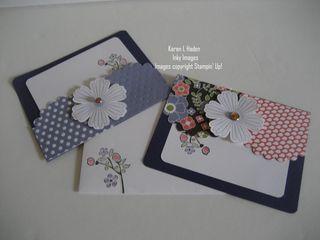 Mixed Bunch Fancy Fold Card