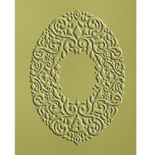 Holiday Frame Embossing Folder