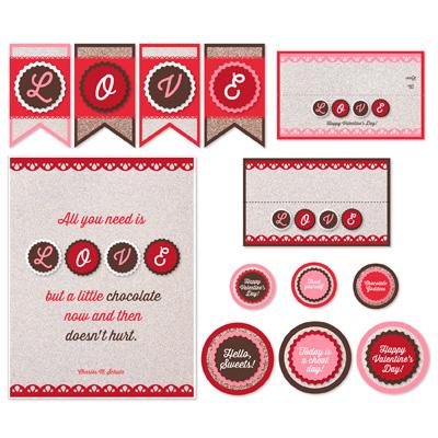 Valentine Love Ensemble MDS kit