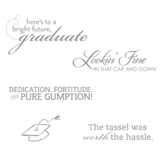 Pure Gumption Brush Stamp Set