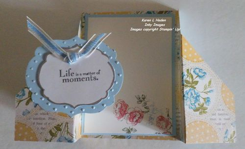 Special Fold Card