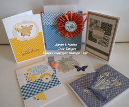 July Stamp Camp Projects thumbnail