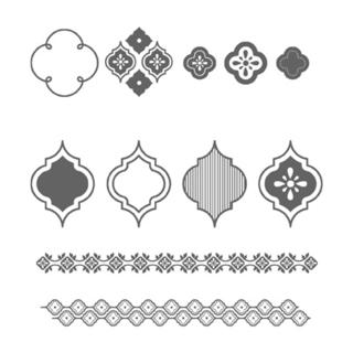 Mosaic Madness Stamp Set