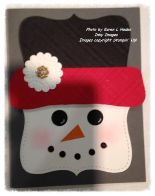 Snowman Susan Lloyd