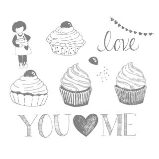 Baking Up Love Digital Download