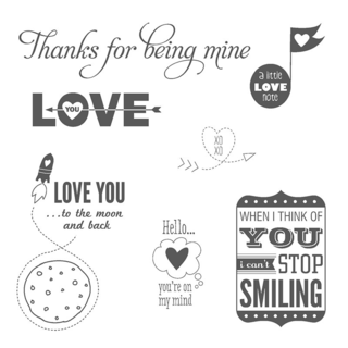 Love You to the Moon 2014 Occasions Catalog
