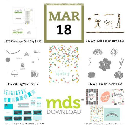 MDS Downloads
