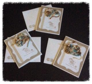Prayer Shawl Cards