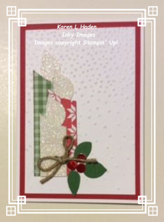 4 Candle Card