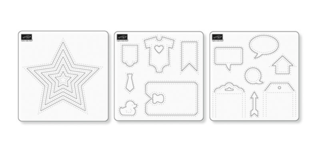 Eclectic Paper Piercing Templates