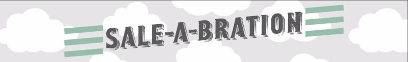2017 Sale-a-bration Banner