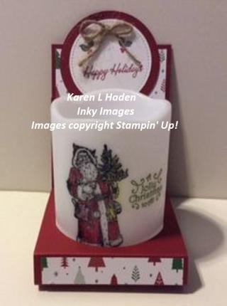 Candle Door Prize