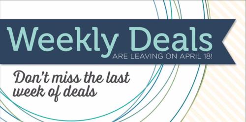 Weekly Deals Banner 1