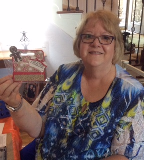 Winner Diane Donnelly