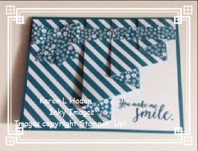 Drape Fold Card