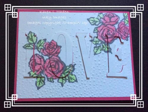 Love Eclipse Card