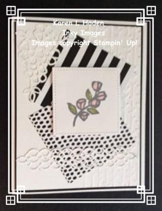 Petite Petal Card