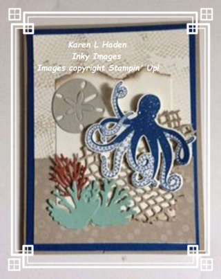 Sea of Textures Card