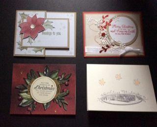 2 Christmas Cards