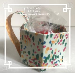 Teacup Favor