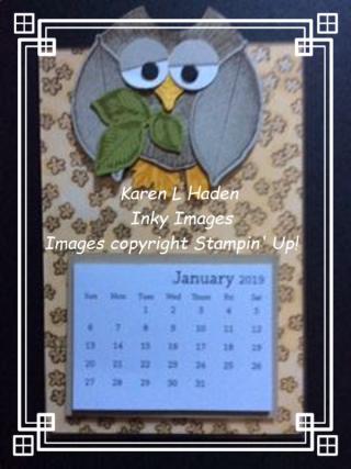 Magnetic Calendara