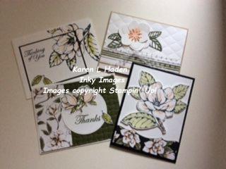 June Magnolia Cards