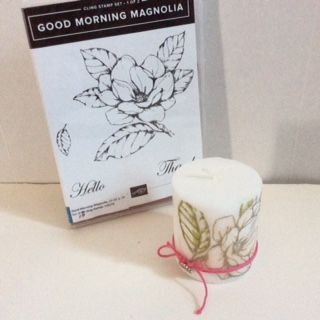 Candle Stamping 2