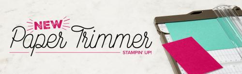 2019 Paper Trimmer Header