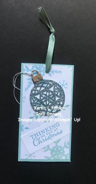 Pocket Pop Up Gift Card Holder 1