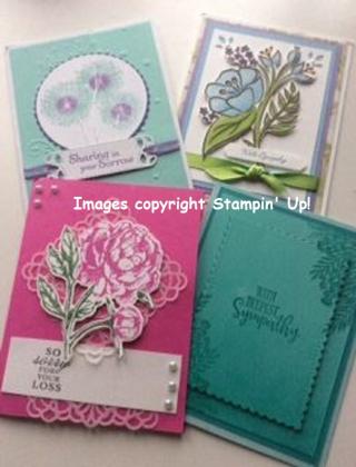 Sympathy Cards 1