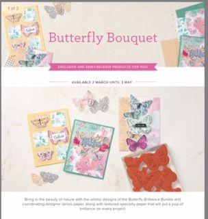 Butterfly Bouquet Flyer 1